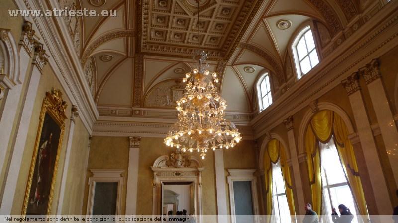 lampadari trieste : lampadari per? non sono ottocenteschi, ma anni trenta Murano 1926