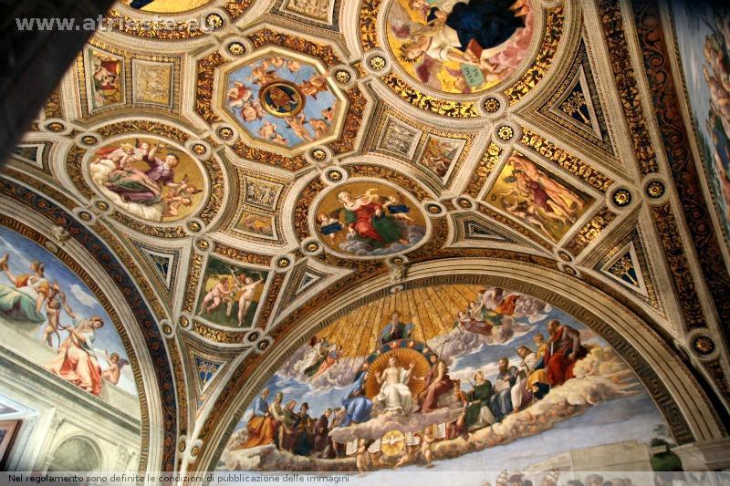 Italia roma pagina 2 for Decorazione stanze vaticane
