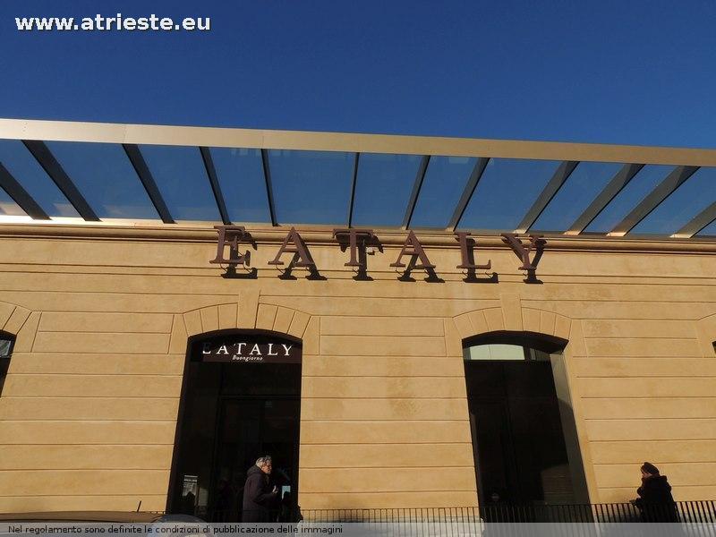 Eataly for Negozi arredamento trieste