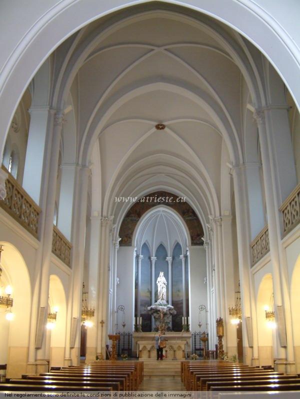 Monumenti stilitrieste romanico pagine wiki diatrieste - Finestre circolari delle chiese gotiche ...