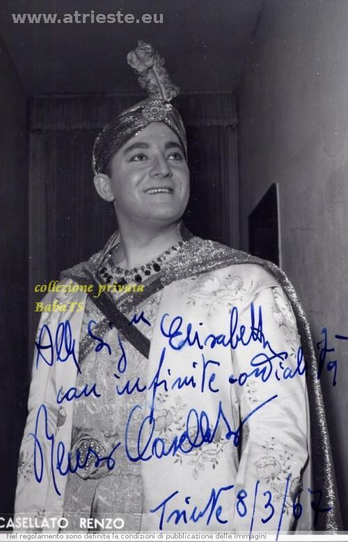 Stagioni Liriche Al Verdi  1965
