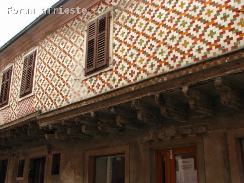 Descrivi Anna A Villa Borghese